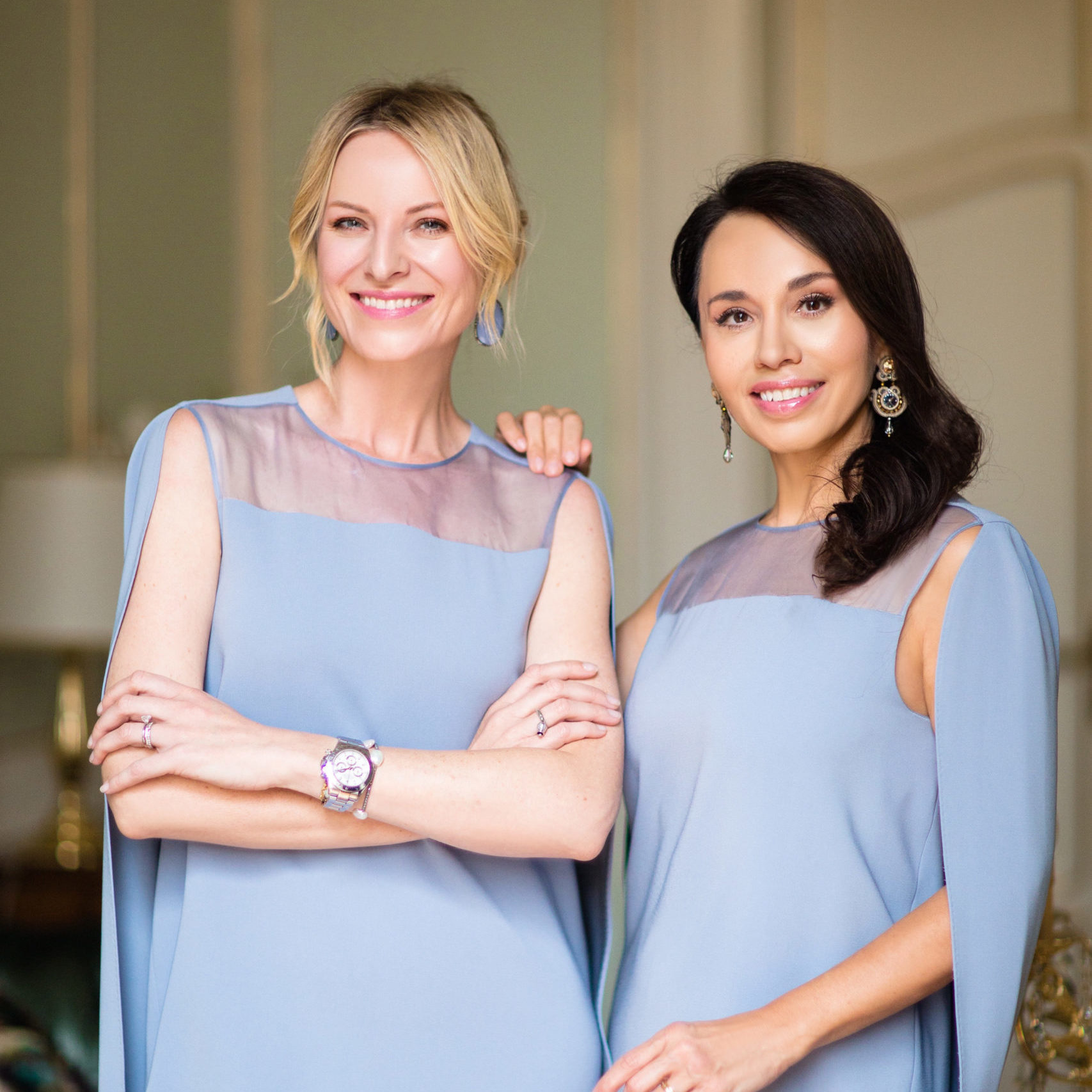 VICTORIA KURSOVA & ELEONORA ZIGANSHINA | Wedding Planner Academy Congress