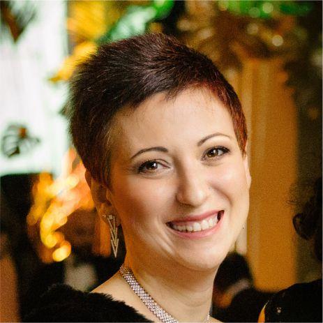 Valentina Lombradi per l'Italian wedding planne racademy congress | wedding planner academy