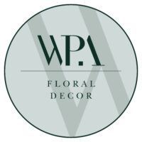 Floral decor - live streaming course   Wedding Planner academy